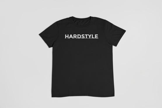 raw hardstyle t-shirt