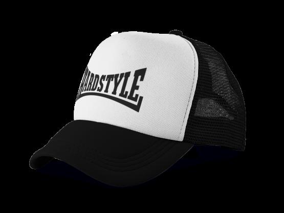 truckercap zwart hardstyle