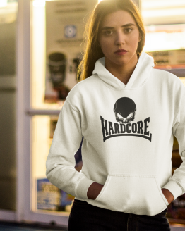 Hardstyle hoodie sweater 01 The original Core store.nl